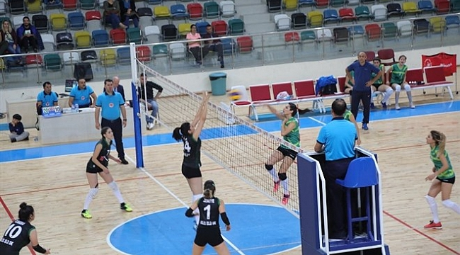 Kilis Belediyespor, Hatay Defne Gençlik Spor'u 3-0 yendi