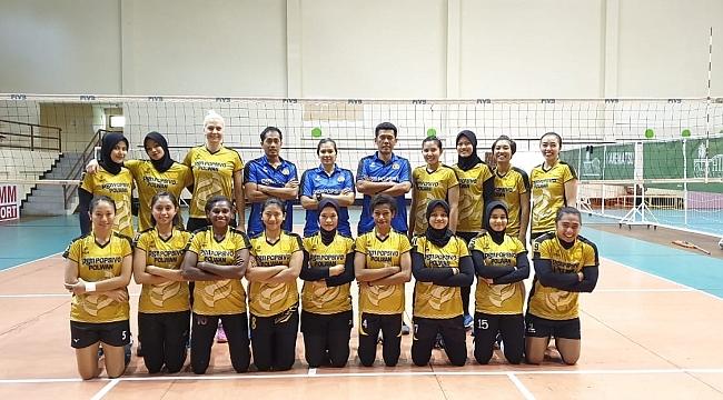 Yeliz Başa, Endonezya'nın Popsivo takımında!
