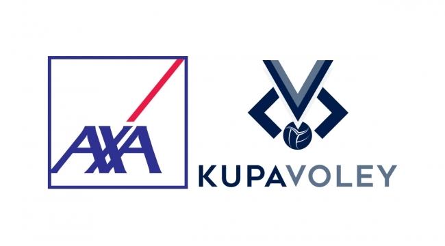 AXA Kupa Voley Erkekler Kategorisi Kuraları Çekilecek
