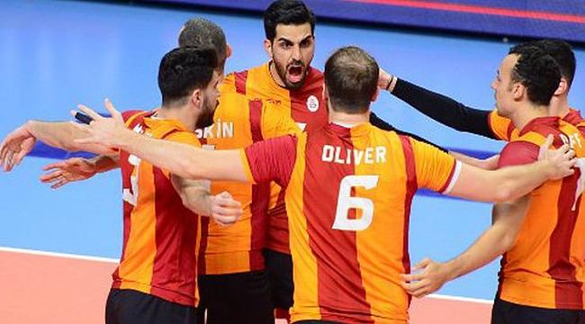 Çekya'da, Tie Break'te Galatasaray kazandı