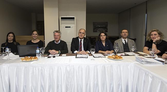 Eurovolley 2019 Hazırlık Toplantısı Ankara'da Yapıldı