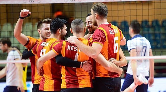 Galatasaray, 8'li Finaller Turu'na Yükseldi