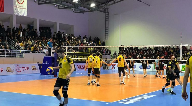 Arhavi, İstanbul Büyükşehir Belediyespor'u Tie-Break'te yendi