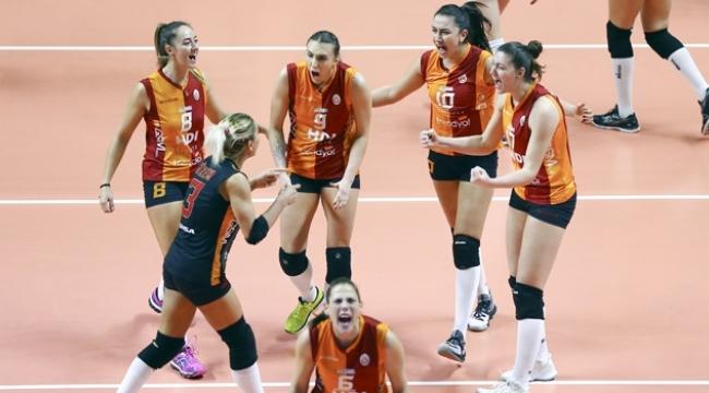 Derbi, Galatasaray HDI Sigorta'nın!