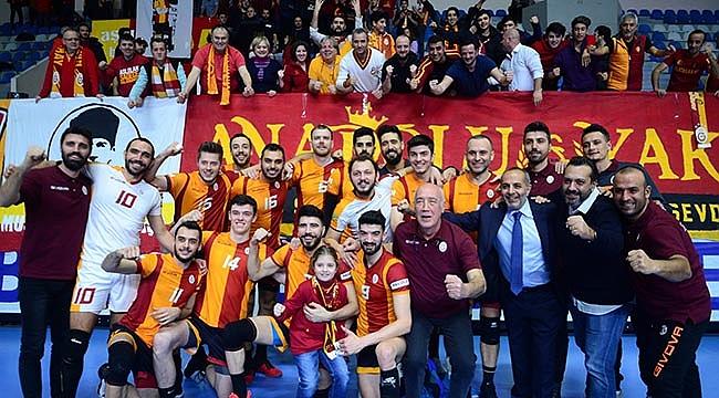 Galatasaray, Belçika Deplasmanında