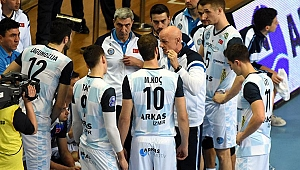 Arkas Spor İzmir'de lideri ağırlıyor