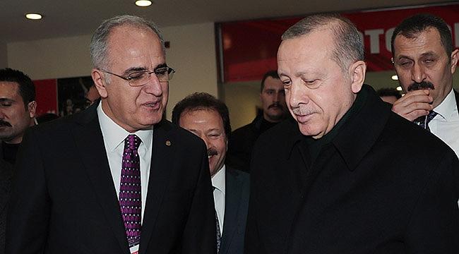 Cumhurbaşkanı Erdoğan'dan Voleybola Tam Destek