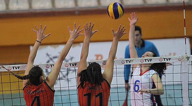 Rota Koleji, Mehmet Erdem Marmara Akademi'yi 3-2 yendi