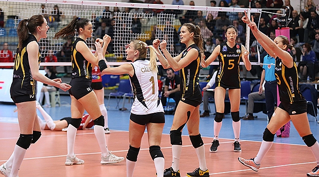 VakıfBank'tan Bursa'da 16. zafer