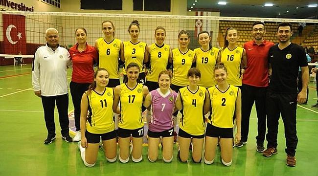 Alaşehir Belediyespor final etabına yükseldi