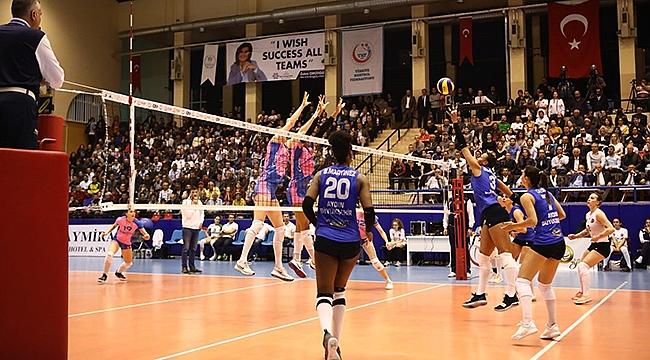 Aydın BBSK, Final İlk Maçında Mağlup Oldu