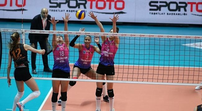 Aydın Büyükşehir Belediyespor, kupada tur atladı