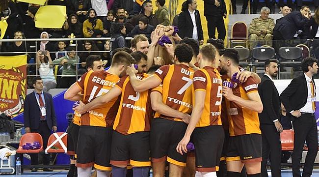 Galatasaray, filede kupa için sahaya çıkıyor