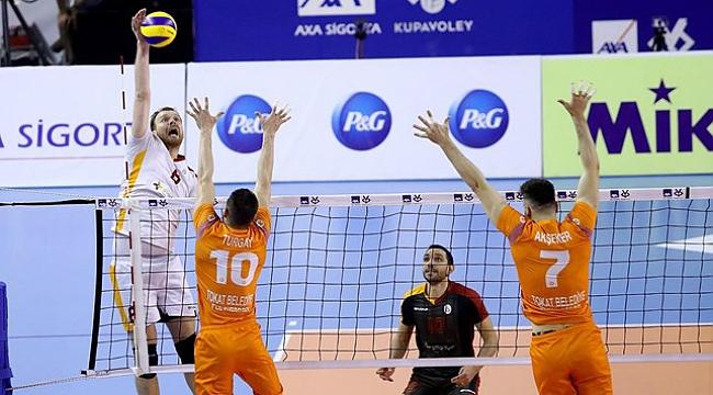 Galatasaray yarı finalde İBB ile eşleşti
