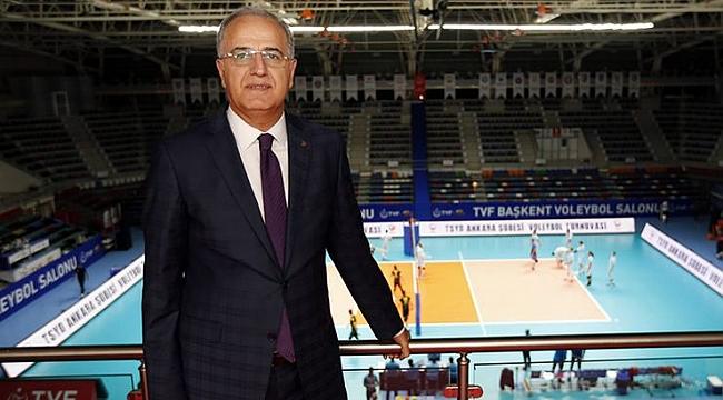 Başkan Üstündağ'dan Kutlama Mesajı