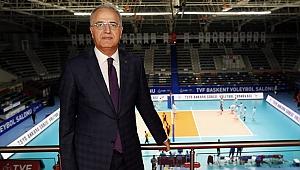 TVF Başkanı Üstündağ'dan Kulüplere Tebrik Mesajı