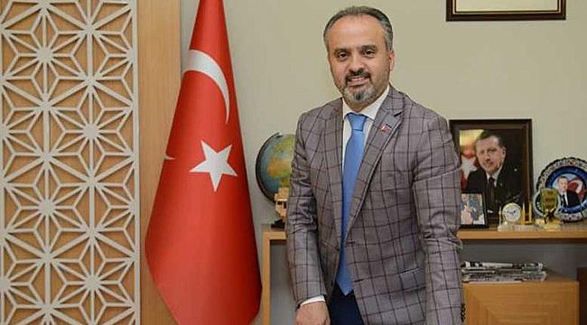"""Alinur Aktaş """"Bursa hak ettiği değeri görecek"""""""