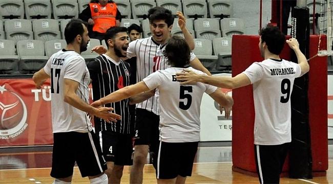 Beşiktaş, Efeler Ligi'nde