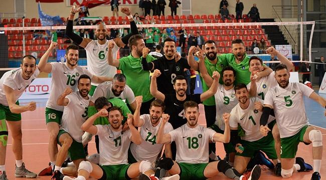 Bursa Büyükşehir Belediyespor Efeler Ligi'nde