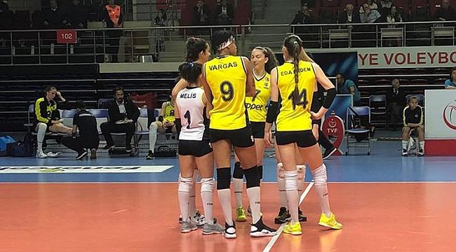 Fenerbahçe Opet, Avrupa'da yarı final maçına çıkıyor