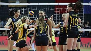 Fenerbahçe'yi eleyen VakıfBank finalde