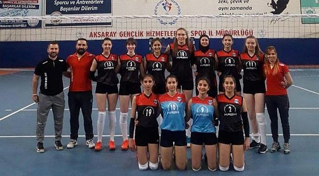 Kayseri OSB Teknik Koleji Atletikspor yarı finalde