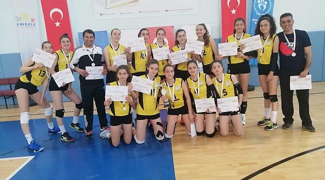 Manisa, Anadolu Yıldızlar Ligi'nde Türkiye Üçüncüsü
