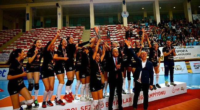 PTT ve Altınbaş Üniversitesi, Venus Sultanlar Ligi'nde