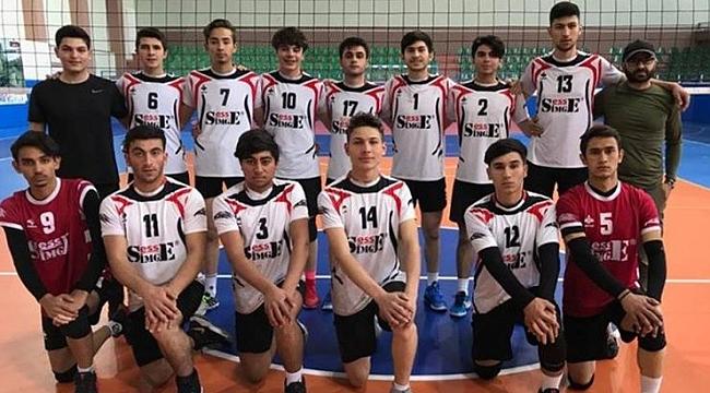 Sahabiyespor yarı finalde