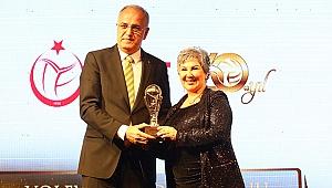 'Türk Voleybolu' 4 Dalda Ödüle Layık Görüldü