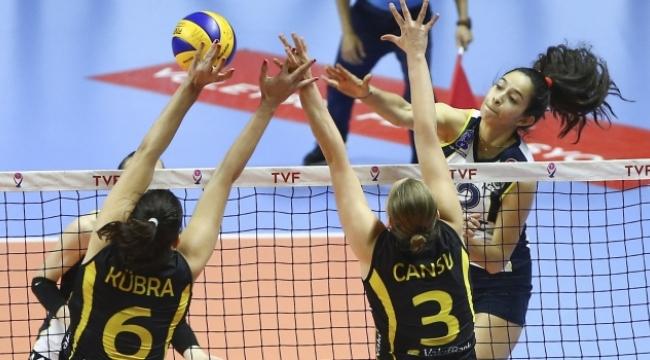 Vakıf ile Fenerbahçe ikinci randevuda