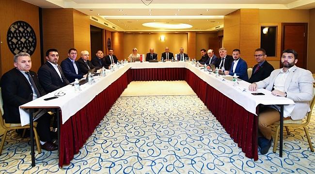 Balkan Voleybol Birliği'nin Teknik Komisyon Toplantısı, İstanbul'da Yapıldı