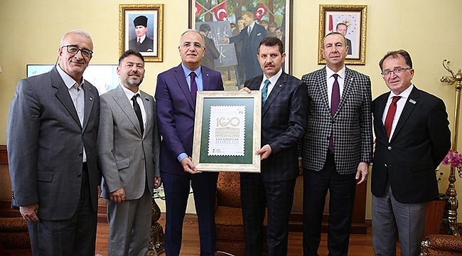 Başkan Üstündağ, Sivas'ta Ziyaretlerde Bulundu