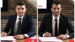 Halil ve Berkay, Ziraat Bankası'nda