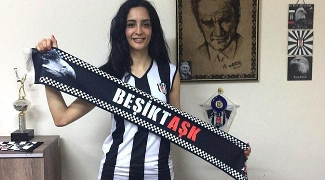 Mislina Kılıç Beşiktaş'ta