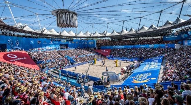 Plaj'da Dünya Şampiyonası İçin Wild Card Alan Takımlar Belli Oldu