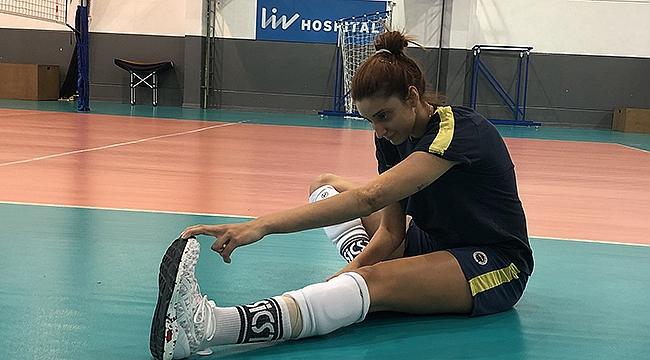 Polen Ünver Fenerbahçe'ye veda etti