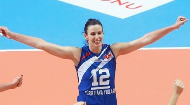 THY, Jelena Nikolic'e teşekkür etti
