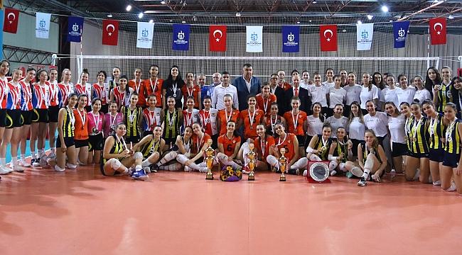 2019 Yıldız Kızlar Türkiye Şampiyonası Sona Erdi