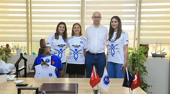 Aydın Büyükşehir Belediyespor'da imzalar atıldı