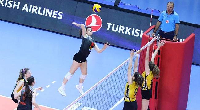 Genç Kızlar  Türkiye Şampiyonası'nda 2. Gün Geride Kaldı