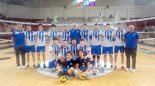 Kağıtspor Erkek Voleybol Takımı, Türkiye finallerinde