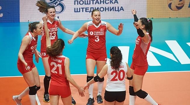Voleybolda Uluslar Ligi heyecanı Ankara'ya taşınacak