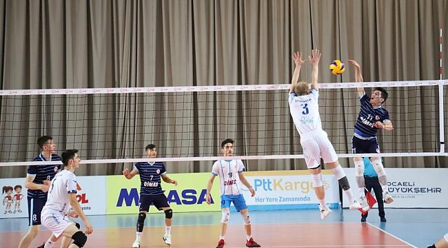 Yıldız Erkekler Türkiye Şampiyonası'nda 2. Gün Sona Erdi