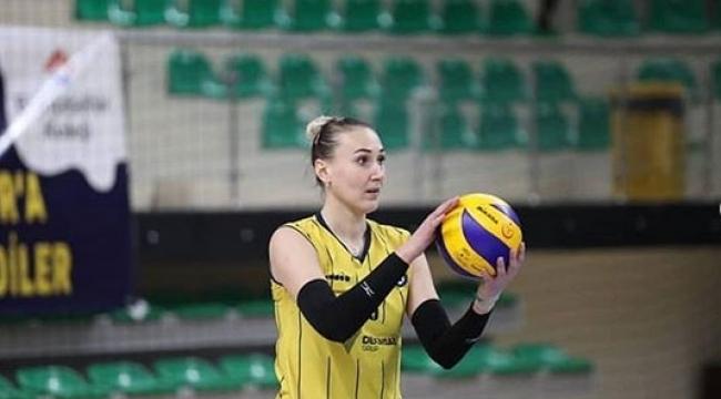 Anna Dovhopoliuk, Mardin'de devam ediyor