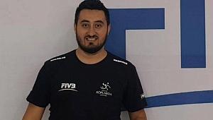 Partizani'da yardımcı antrenör Berkant Çakır