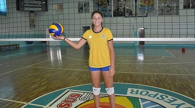 Tarsuslu 12 yaşındaki Başak Su'ya milli takım daveti