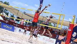Türkiye, 2020 CEV U18 Plaj Voleybolu Avrupa Şampiyonası'na Ev Sahipliği Yapacak