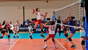U16 Küçük Kız Millilerimiz, Avrupa Şampiyonası'nda 2'de 2 Yaptı