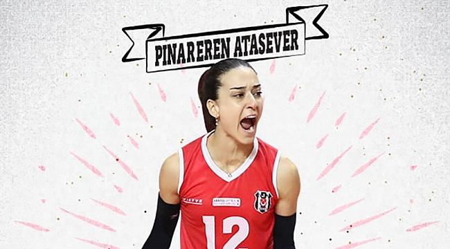 VakıfBank, Pınar Vatansever ile anlaştı